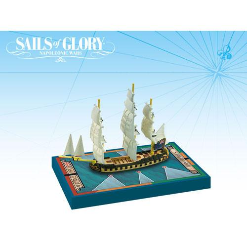 Sails of Glory: HMS Orpheus 1780/HMS Amphion 1780