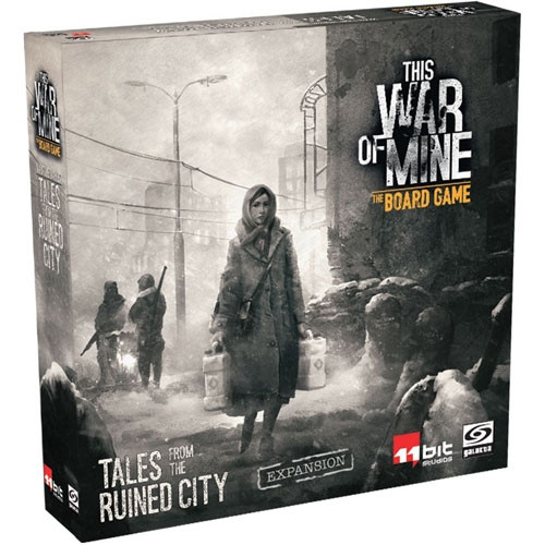 This War of Mine: Tales of the Ruined City Expansion