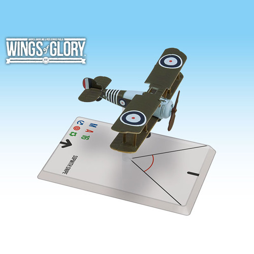 Wings of Glory: WWI - Sopwith Snipe (Barker)