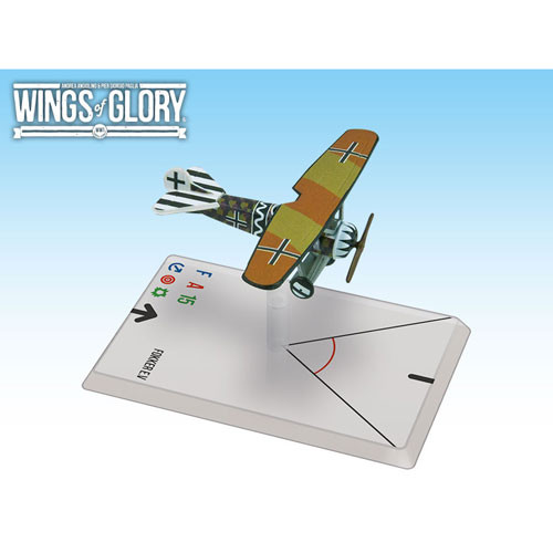 Wings of Glory: WWI - Fokker E.V (Lowenhardt)