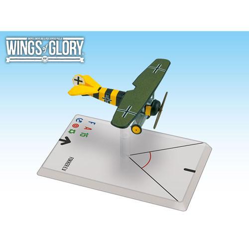 Wings of Glory: WWI - Fokker E.V (Osterkamp)
