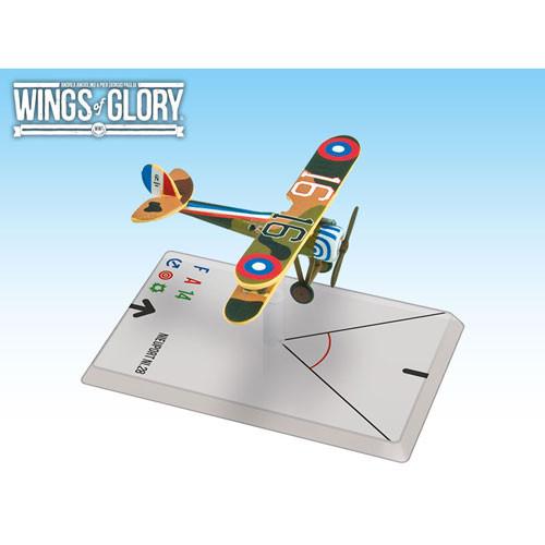 Wings of Glory: WWI - Nieuport Ni.28 (Hartney)