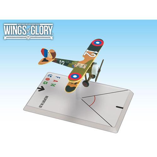 Wings of Glory: WWI - Nieuport Ni.28 (Rickenbacker)