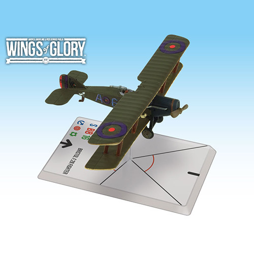 Wings of Glory: WWI - Bristol F.2B Fighter (Arkell-Stagg)