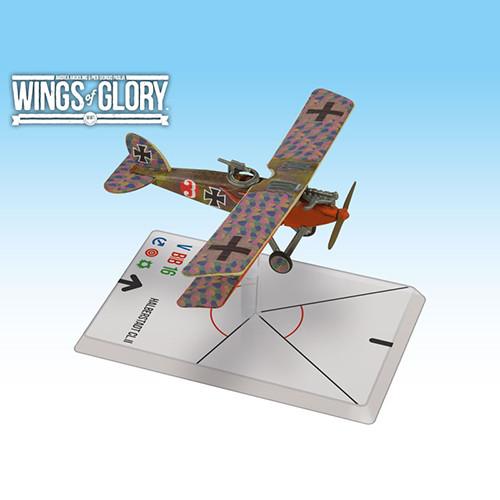 Wings of Glory: WWI - Halberstadt CL.II (Schwarze-Schumm)