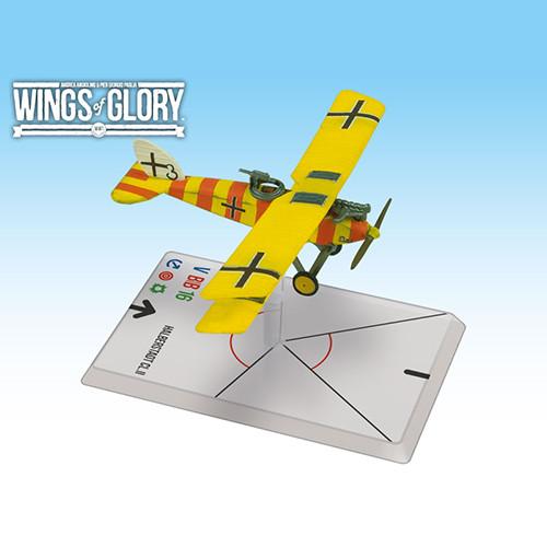 Wings of Glory: WWI - Halberstadt CL.II (Niemann-Kolodzicj)