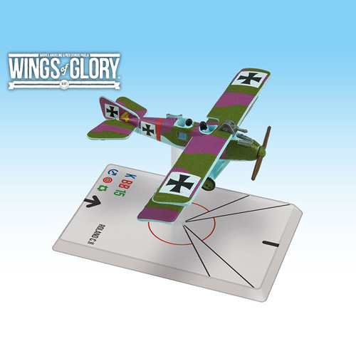Wings of Glory: WWI - Roland C.II (Luftstreitkrafte)