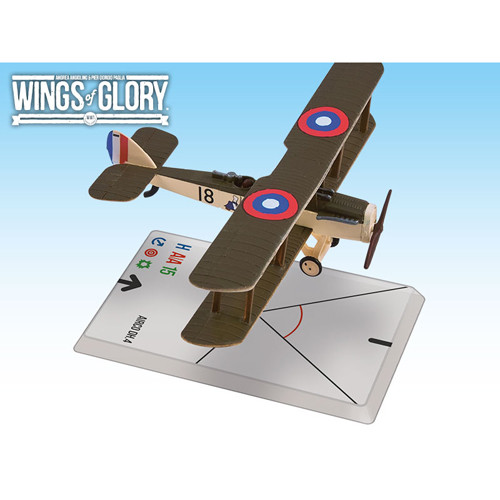 Wings of Glory: WWI - Airco DH.4 (50th Squadron AEF)