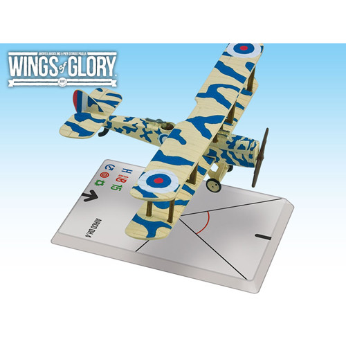 Wings of Glory: WWI - Airco DH.4 (Cotton/Betts)