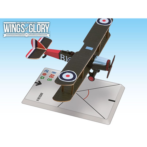 Wings of Glory: WWI - Airco DH.4 (Bartlett/Naylor)