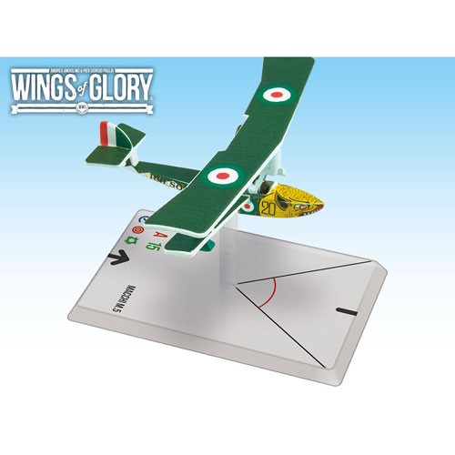 Wings of Glory: WWI - Macchi M.5 (Arcidiacono)