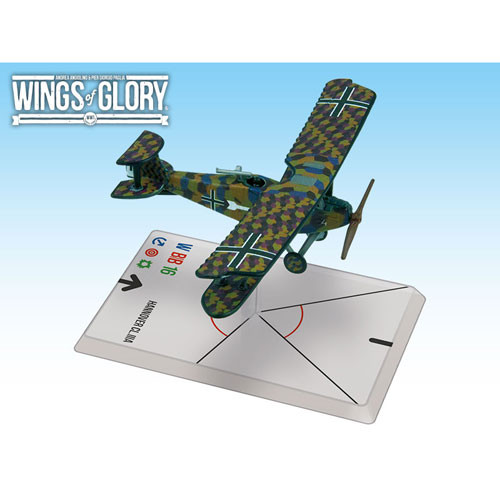 Wings of Glory: WWI - Hannover CL.IIIA (Hager/Weber)