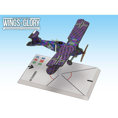 Wings of Glory: WWI - Hannover CL.IIIA (Baur/Von Hengl)