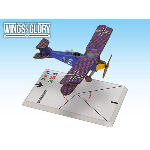 Wings of Glory: WWI - Hannover CL.IIIA (Luftstreitkrafte)