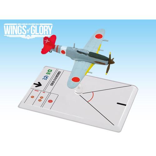 Wings of Glory: WWII - Kawasaki Ki-61-IB (Nakano)