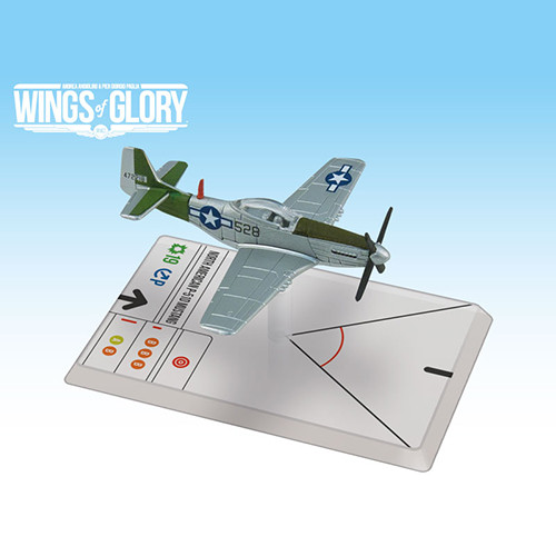 Wings of Glory: WWII - P-51D Mustang (Saks)