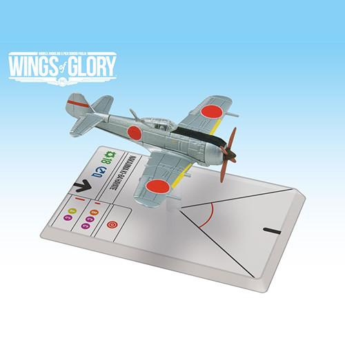 Wings of Glory: WWII - Nakajima Ki-84 Hayate (Fujimoto)