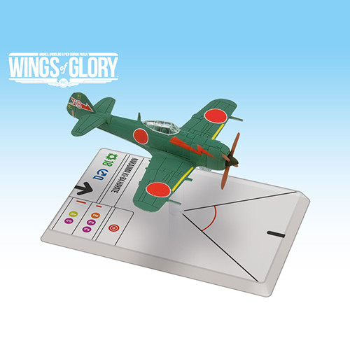 Wings of Glory: WWII - Nakajima Ki-84 Hayate (Imoto)