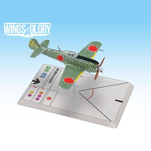 Wings of Glory: WWII - Nakajima Ki-84 Hayate (52 Sentai)