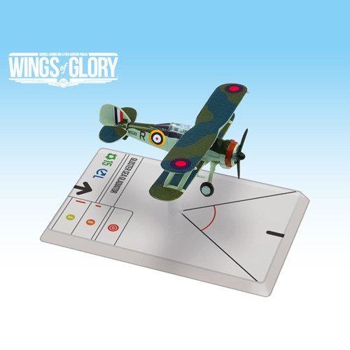 Wings of Glory: WWII - Gloster Sea Gladiator (Burges)