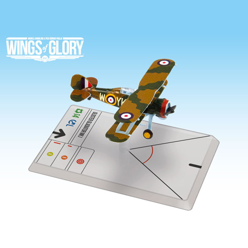 Wings of Glory: WWII - Gloster Gladiator Mk.I (Pattle)