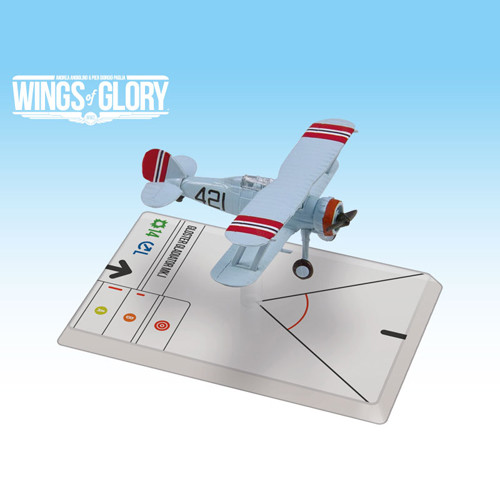 Wings of Glory: WWII - Gloster Gladiator Mk.I (Krohn)