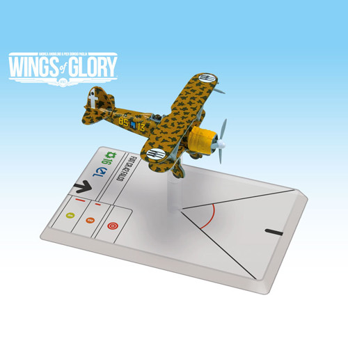 Wings of Glory: WWII - Fiat CR-42 Falco (Gorrini)