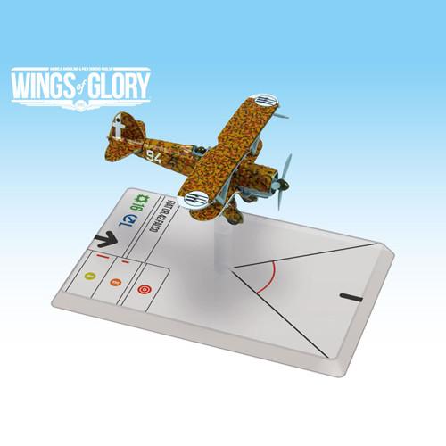 Wings of Glory: WWII - Fiat CR-42 Falco (Rinaldi)