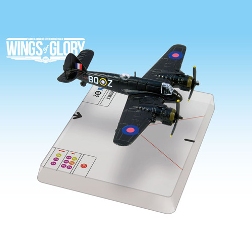 Wings of Glory: WWII - Bristol Beaufighter Mk.IF (Boyd)