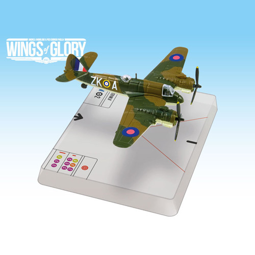 Wings of Glory: WWII - Bristol Beaufighter Mk.IF (Herrick)
