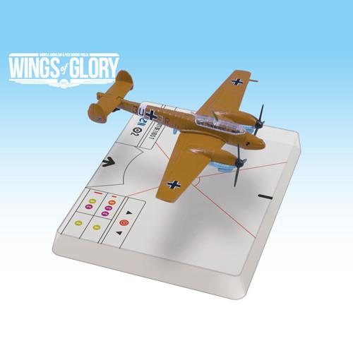 Wings of Glory: WWII - Messerschmitt Bf.110 C-7 (Christl)