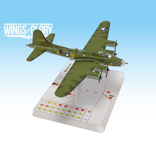 Wings of Glory: WWII - B-17F (Memphis Belle)
