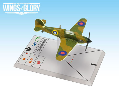 Wings of Glory: WWII - Hawker Hurricane MK.1 (303 Polish Squadron)