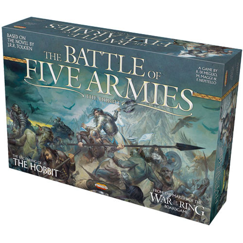 The Battle of Five Armies (Revised Reprint)