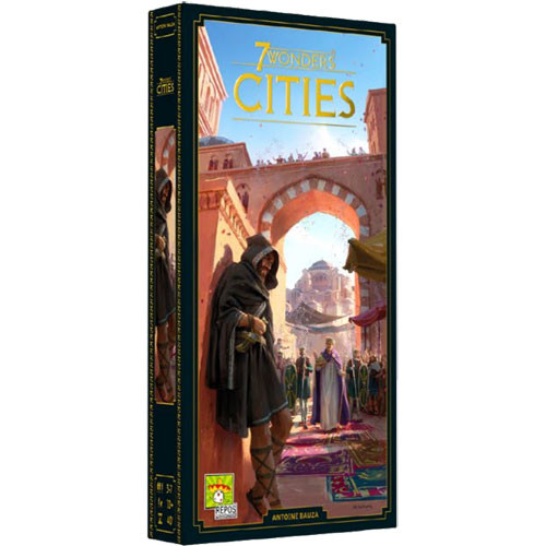 7 Wonders: Cities Expansion (New Edition)