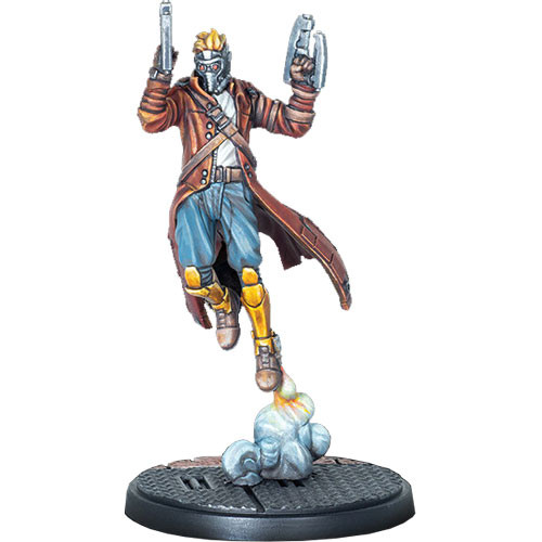 Marvel: Crisis Protocol - Star-Lord Character Pack