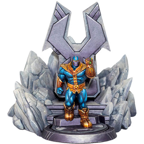Marvel: Crisis Protocol - Thanos Expansion Pack   Table Top ...