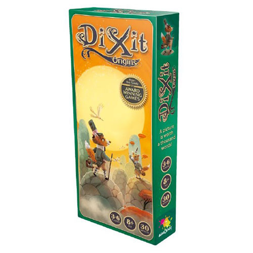 Dixit: Origins Expansion