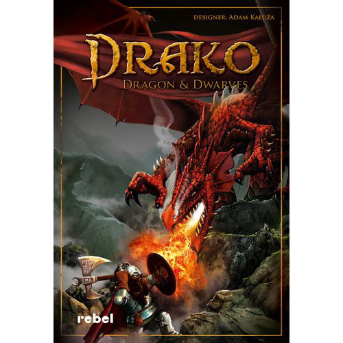 Drako: Dragons & Dwarves