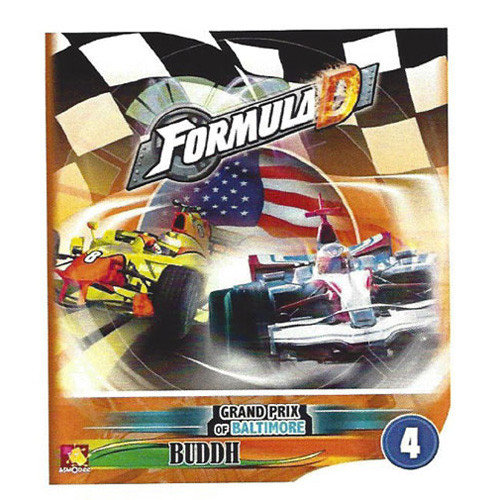 Formula D: Expansion 4 - Baltimore and India