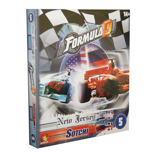 Formula D: Expansion 5 - New Jersey and Sotchi