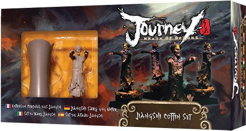 Journey: Wrath of Demons - Jiangshi Coffin Set Expansion