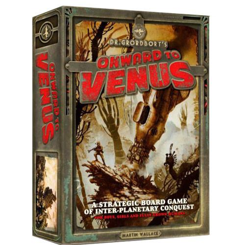 Onward to Venus