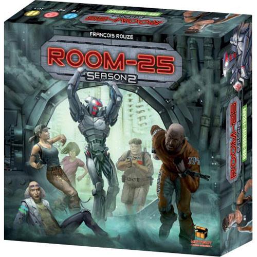 Room 25: Season 2 Expansion