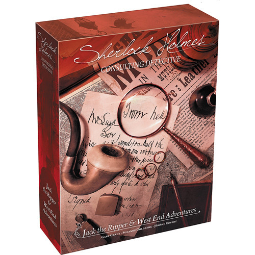 Sherlock Holmes Consulting Detective: Jack the Ripper & West End
