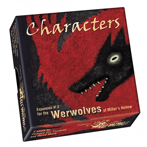 The Werewolves Of Millers Hollow - Characters Expansion
