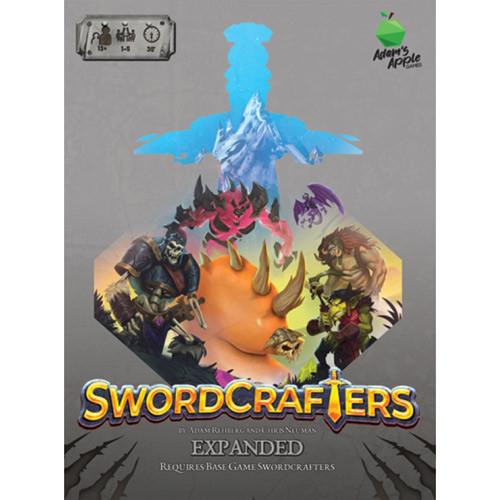 Swordcrafters: Expanded Expansion