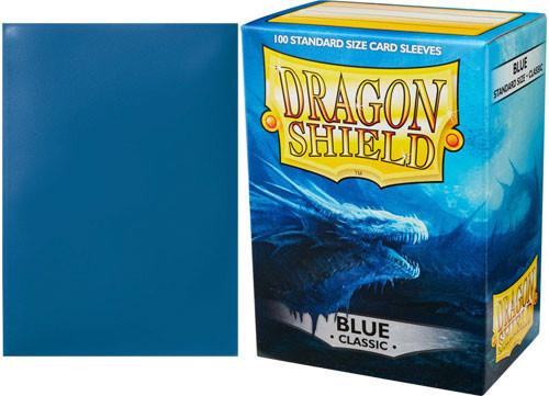 Dragon Shield Sleeves: Classic - Blue (100)