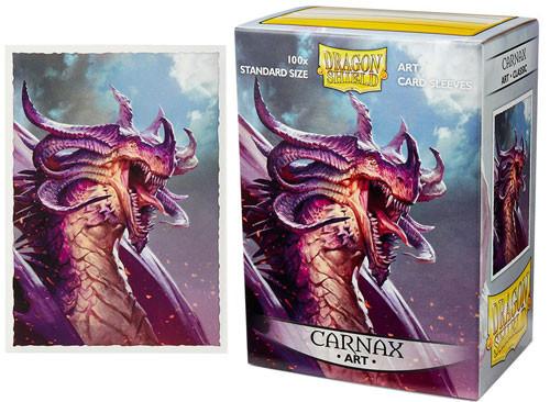 Dragon Shield Sleeves: Classic - Carnax (100)