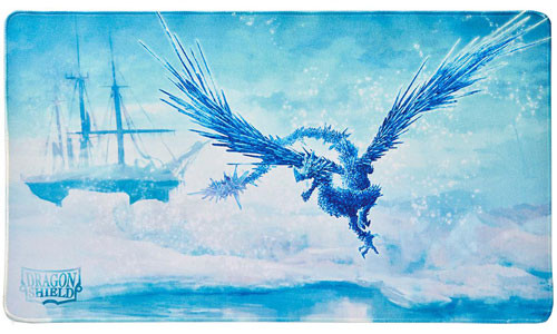 Dragon Shield Playmat: Blue - Celeste